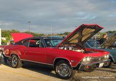 A 1968 Chevy Chevelle, Morton Grove Classic Car Show