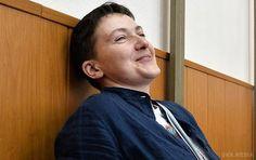 Народний депутат України Надія Савченко проводила переговори з ватажками самопроголошени...