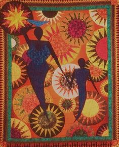 Kalahari Quilts -  Connecting the generationsBOTSWANA SOUVENIRS and AFRICAN ARTOur designs are inspired by images of Botswana and colour...
