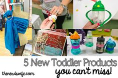 Toddler Products Title by thenerdswife, via Flickr