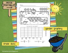 Garden Graphing Without A Green Thumb