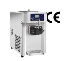 Commercial Single Flavor 12L Soft Ice Cream machine  Frozen Yogurt Machine
