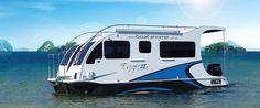 Home | Boatahome - Trailerable Houseboats - Boatahome