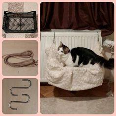 kedi radyatör yatağı yapımı ile ilgili görsel sonucu