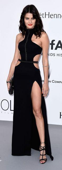 Isabeli Fontana veste Redemption Fashion Brand