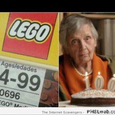 Bom dia!!!!!! Lego é eterno!!!!! (#morri com a cara da velhinha ) #loucosporLego #Materniarte #grupomamaesdesp
