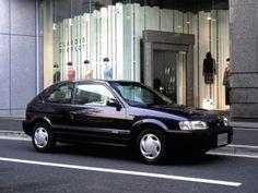 Toyota Corolla II 1.3 Windy '12.1997–08.1999