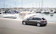 Seat Leon ST: Spazio al carico… e al piacere di guida Seat Leon St, Partner, Style, Pictures, Swag, Outfits