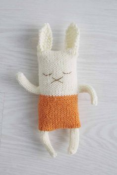 Ravelry: Stuffed Rabbit pattern by Australian Country Spinners