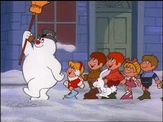 Frost the Snowman! Every year still watch....40 something years later! ;)