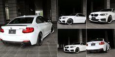 All Cars NZ: 2014 BMW F22 M235i by 3D Design
