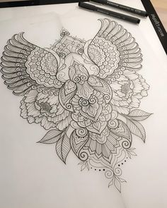 Forever inspired by nature design concept for Crystal. #art #design #penandink #handdrawn #sketch #instafineliner #mehndi #mehnditattoo #mandala #mandalatattoo #lineart #tattooart #domholmestattoo #theblacklotusstudio #iblackwork #instaart #blxckmandalas #beautiful_mandalas #flashaddicted #nature