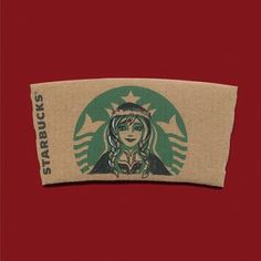 Sleevebucks also perfectly captures the essence of Frozen's sisters… | Starbucks Sleeves Just Got Cuter Thanks To This Instagram