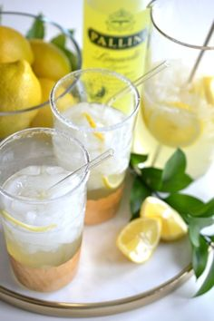 Summer Cocktail Recipe: ITALIAN MULE | Design by Occasion