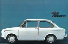 Fiat 850 Special 1968-71 Original UK Sales Brochure Pub. No. 2648 in Vehicle Parts & Accessories, Car Manuals & Literature, Fiat | eBay