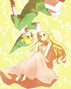 The Legend of Zelda Ocarina of Time / Link and Zelda / 「りんぜるログ」/「まめかかお」の漫画 [pixiv]
