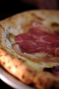 We try out new local Pizzeria O'ver - good pizza, nice venue. On the blog