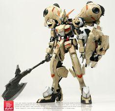 ACOUSTIC's Latest Work 1/100 GUNDAM GUSION REBAKE: Big Size Imageshttp://www.gunjap.net/site/?p=301090