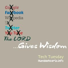 Humble Hearts: The LORD Gives Wisdom.
