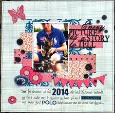 By Hilde Aaslund  TSC August tic Tac Toe challenge