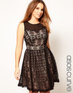 Maybe for the office christmas party? #fatshion asos curve $79