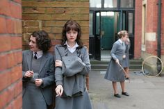 Carey Mulligan and Ellie Kendrick in An Education (2009) http://CareyMulligan.org