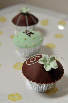 Adorable cupcake designs