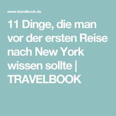 11 Dinge, die man vor der ersten Reise nach New York wissen sollte   TRAVELBOOK