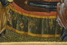 Iconostas Rusia sec. Byzantine Art, Religious Icons, Fresco, Medieval, Russia, Images, Tapestry, Christian, Beautiful