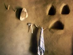 You eventually smooth out the walls  - -see a breakdown of the cost to build one cob house - about $2500 at http://greenbuildingelements.com/2011/05/09/the-year-of-the-mud-documents-green-home-building-with-cob/