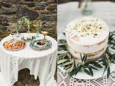bohemian wildflower wedding inspiration - photo by Lauren Fair Photography http://ruffledblog.com/bohemian-wildflower-wedding-inspiration