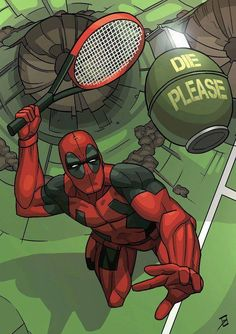 Deadpool is just the best guy on earth Comic Book Characters, Marvel Characters, Comic Character, Comic Books Art, Comic Art, Bd Comics, Marvel Dc Comics, Marvel Heroes, Deadpool Und Spiderman