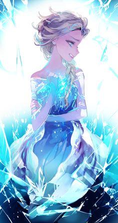 Disney's Frozen | Walt Disney Animation Studios / Elsa