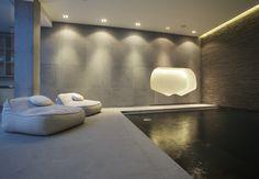 Basement Swimming Pool London - Guncast Swimming Pools Ltd