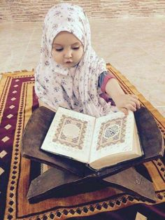 Learn Quran Academy provide the Quran learning services at home. Our mission to teach Quran with proper Tajweed and Tafseer to worldwide Muslim community. Cute Little Baby, Baby Kind, Cute Baby Girl, Cute Babies, Cute Kids Photos, Cute Baby Pictures, Baby Photos, Baby Hijab, Online Quran