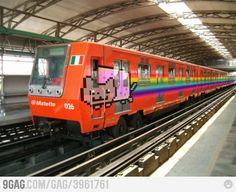 Nyan Subway