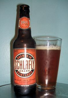 Schlafly Pale Ale (Saint Louis Brewery)