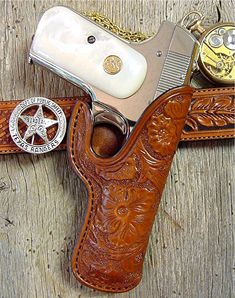 western leather holster                                                                                                                                                                                 More