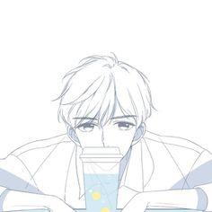 Pretty Anime Girl, Anime Love, Avatar Couple, Anime Profile, Anime Angel, Cute Anime Couples, Manga Girl, Cute Drawings, Cherry Blossom
