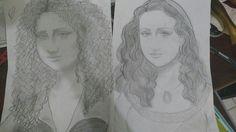 Releitura de Mona lisa