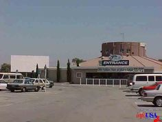 This was just a few blocks from our house...the flea market was fun and the drive-in was awesome!!  I remember seeing Annie and E.T. there...