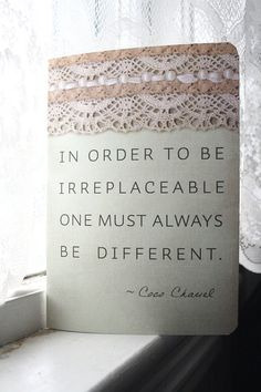 Coco Chanel love her quotes for the girls room