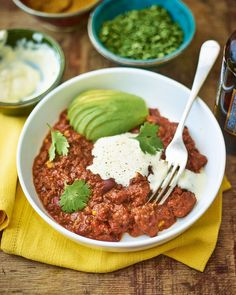 Ernesto Puga Cardoso won our Great Chilli Cook-Off competition with this beef and dark chocolate chilli recipe.