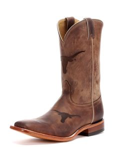 Men's Texas Longhorns Branded Boots: http://www.countryoutfitter.com/products/30119-mens-texas-longhorns-branded-boots