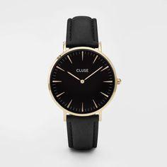 La Bohème Gold Black/Black