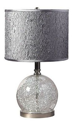 Glass Globe Table Lamp | CORT.com