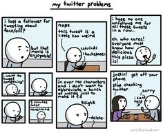 Twitter Problems    http://invisiblebread.com/2012/01/my-twitter-problems/#