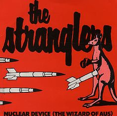 Buy The Stranglers - Nuclear Device (The Wizard Of Aus) - United Artists Records - Single - BP includes Nuclear Device (The Wizard Of Aus), Yellowcake Buy Music, Rock Music, Vintage Vinyl Records, Music Photo, Psychobilly, Punk Rock, Rock Bands, Album Covers, Top 40