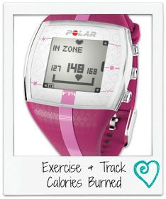Thrive 360 Living: Track Calories Burned