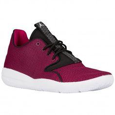 Jordan Eclipse - Girls' Grade School - Basketball - Shoes - Sport Fuchsia /White/Black-sku:24356603
